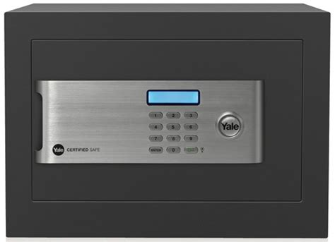 Small Digital Home Safes Ysm 250 Eg1 Yale Certified Home Digital Safe Box Small