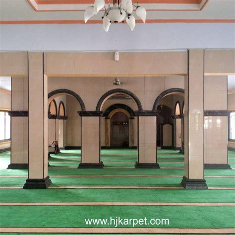 Karpet Masjid Tangerang karpet tangerang arsip hjkarpet