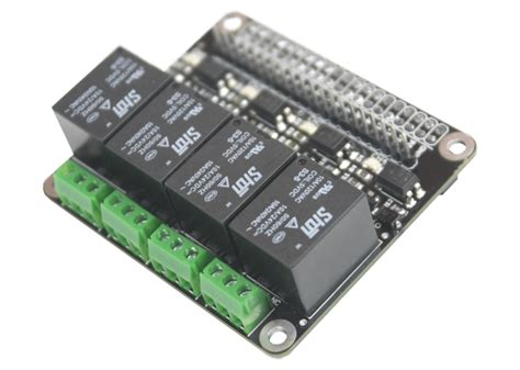 Relay Board For Raspberry Pi 3 Channel turta raspberry pi 4 channel relay board