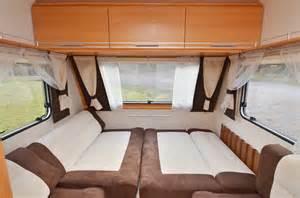 Home Made Awning Sterckeman Starlett 330cp Compact Practical Caravan