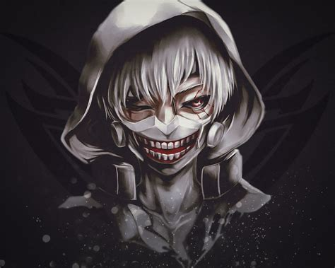 Kaneki Ken Centipede White Iphone Semua Hp white haired kaneki desktop wallpaper 1280x1024 by gameriuxlt on deviantart