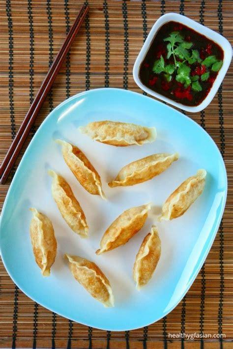 Gluten Free Pot Stickers gluten free potstickers healthy gf asian