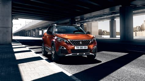 pug peugeot peugeot 3008 revealed a new suv look for pug s 2016 family crossover by car magazine