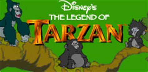 tarzan wikipedia the free encyclopedia quot the legend of tarzan quot 2001 tarzan and tublat s revenge