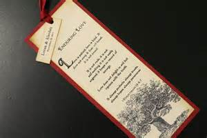 Wedding Favors Bookmarks by Wedding Favor Tags Scripture Bookmarkers Wedding Favors