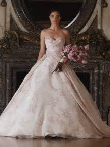Romona keveza s luxe bridal collection included a wedding dress with a