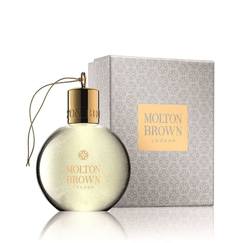 Molton Brown Bath And Shower molton brown unveils new christmas collection fashion
