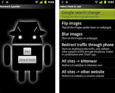 network spoofer apk android hack ara 231 ları g 252 ncel paket indir android