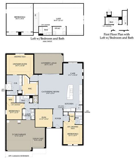 pinnacle floor plans tidewater pinnacle home design