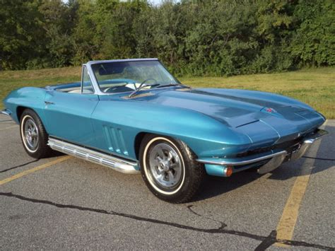 automobile air conditioning repair 1967 chevrolet corvette user handbook 1965 corvette convertible 327 300 hp 4 speed with factory air conditioning