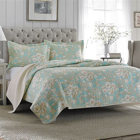 bedroom quilts laura ashley brompton quilt set from beddingstyle com