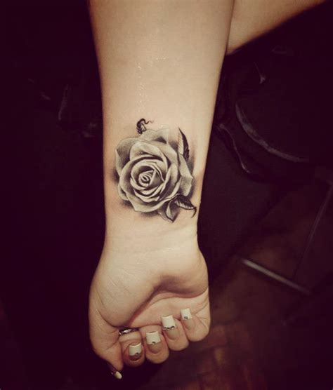 beautiful rose tattoo tattoos pinterest