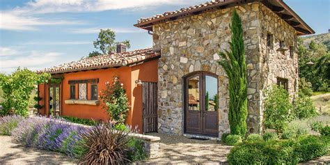 california wine country homes luxury retreats magazine