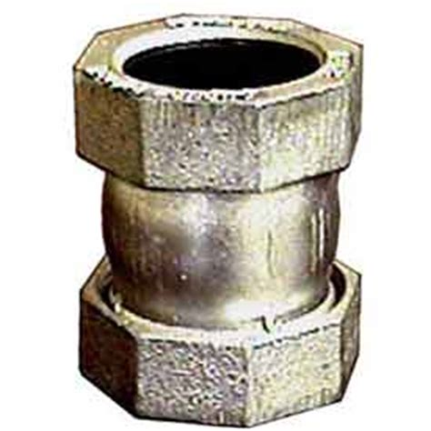 Dresser Pipe Fittings by Pipe Fittings Galvanized Malleable 1 1 4 Quot Dresser