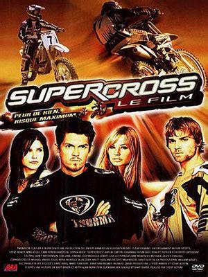 motocross movie cast supercross film 2005 allocin 233