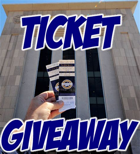 Enter Free Events Monthly Giveaway by Yankee Ticket Giveaway Bone Yard Bbq