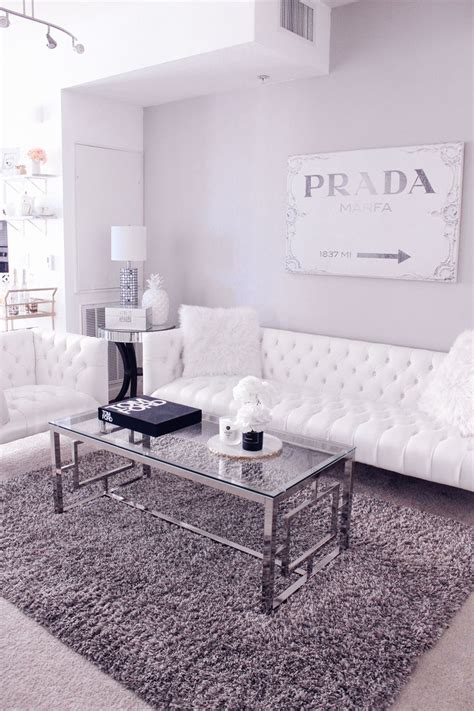 modern white home decor 17 best ideas about white apartment on pinterest