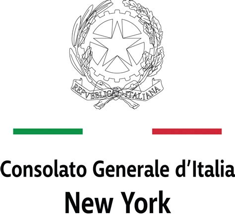 consolato italiano ny consolato generale new york