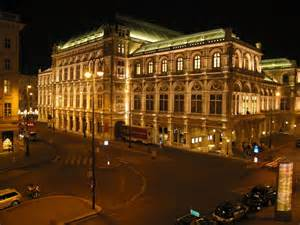 panoramio photo of vienna opera house at