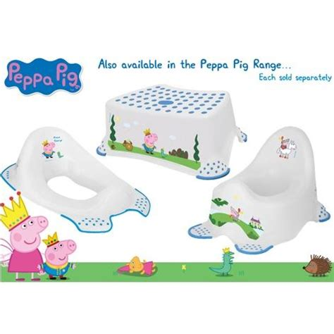 Peppa Pig Step Stool by Peppa Pig Prince George Step Stool Ebay