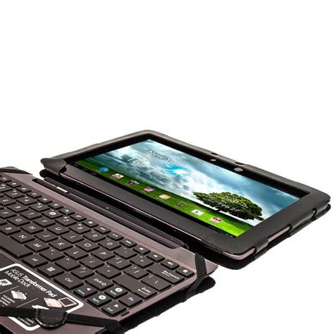 Keyboard Untuk Tablet Asus igadgitz black guardian pu leather for asus