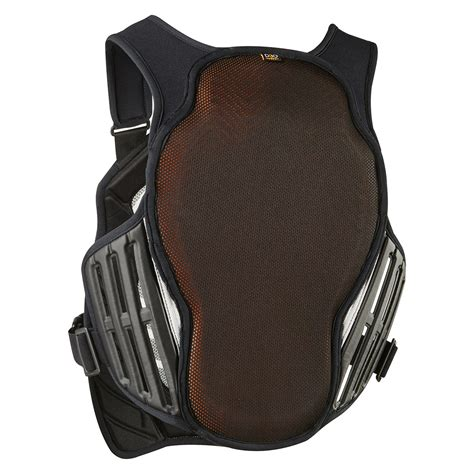 fox motocross chest protector fox mx chest protector titan race black silver 2019
