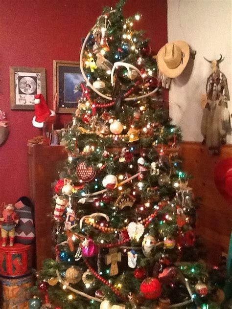 my western tree christmas pinterest