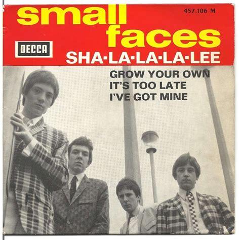 Löshår by Sha La La La By Small Faces 7inch X 1 With Sim3147