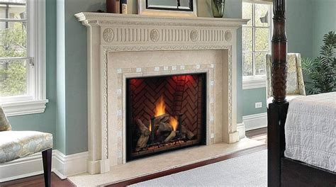 majestic marquis fireplace majestic marquis clear view 44 quot direct vent gas fireplace
