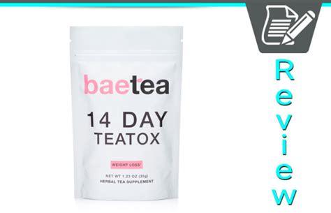 Baetea 14 Day Teatox Detox Herbal Tea Supplement by Baetea Review Teatox Helps Detoxify And Boost Energy