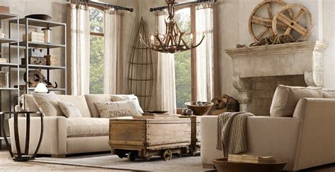 Restoration Hardware Living Room Photos by The 2016 Restoration Hardware Reboot More Gold Less