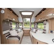 The New 2015 Bailey Unicorn  News Practical Caravan