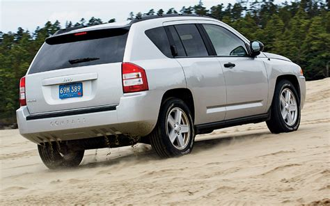 books on how cars work 2007 jeep compass auto manual 2007 jeep compass first drive motor trend