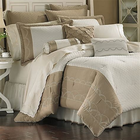 lenox bedding buy lenox 174 pirouette 4 piece california king comforter set from bed bath beyond