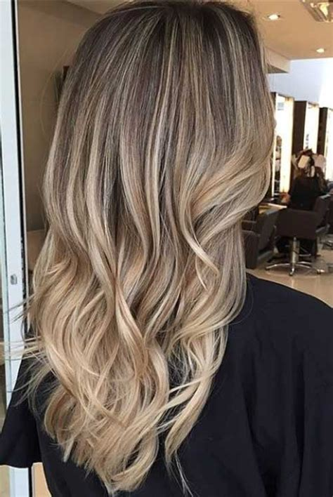 idears for brown hair with blond highlights 40 blonde and dark brown hair color ideas hairstyles