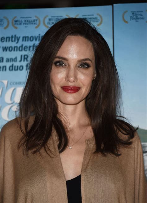 angelina jolie buzz cut angelina jolie debuts chic new rebound haircut jam n 94 5