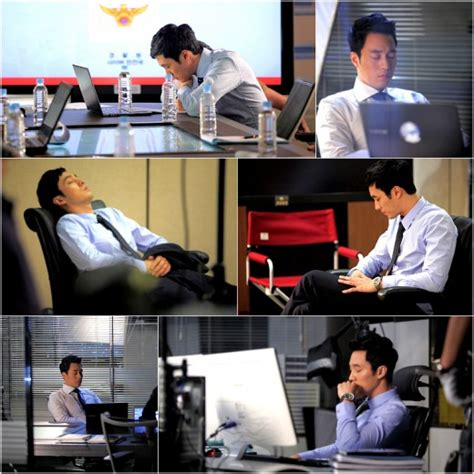 so ji sub running man so ji sub caught napping quot i m so sleepy quot hancinema
