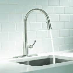 Kohler Kitchen Sinks Faucets by Kohler Kitchen Faucets The Perfect Faucets For Your