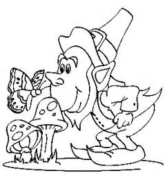 leprechaun coloring page leprechaun coloring pages world