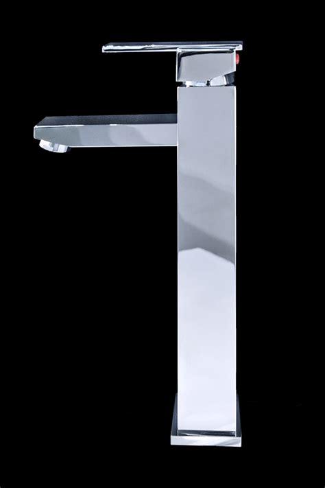 Modern Bathroom Finishes Treviolo Chrome Finish Modern Bathroom Faucet