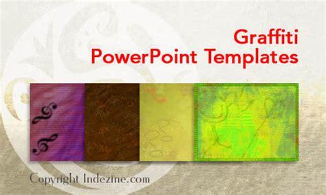 Graffiti Powerpoint Templates Graffiti Powerpoint Template