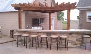 Radial Pergola by Outdoor Living Radial Pergola Outdoor Kitchen
