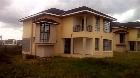 four bedroom houses for sale 4 bedroom houses for sale in kitengela kenya youtube