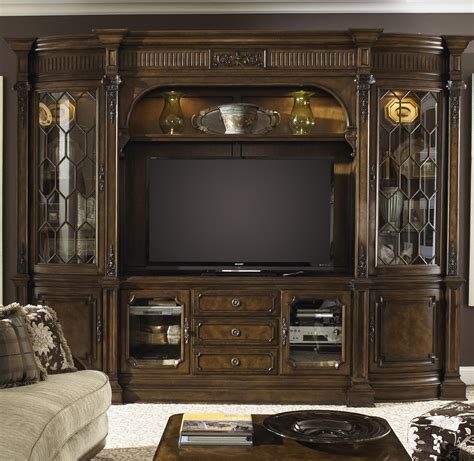 wall unit furniture traditional entertainment center wall unit by