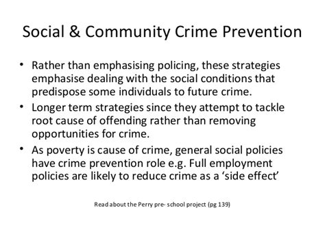 Crime As A Social Problem Essays by Essay On Crime Reduction Ncufoundation X Fc2