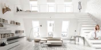 White Home Interior White Room Interiors 25 Design Ideas For The Color Of Light
