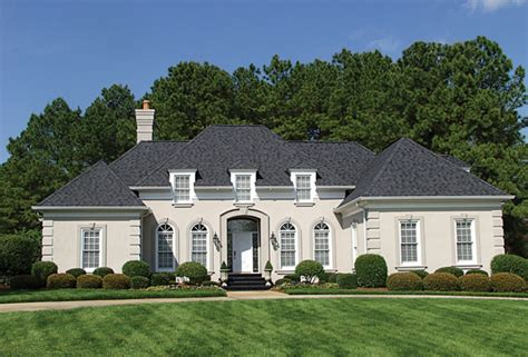 french country house plans one story throughout french european style house plan 3 beds 2 5 baths 2500 sq ft