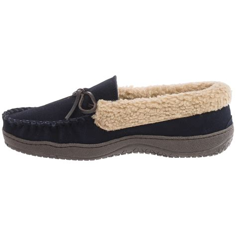 clarks slippers clarks suede moccasin slippers for save 64