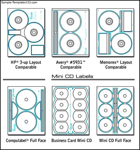 memorex cd label template pdf sle templates