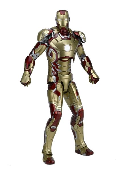Cincin Ring Ironman Figure Box iron 3 1 4 scale figure iron 42 necaonline